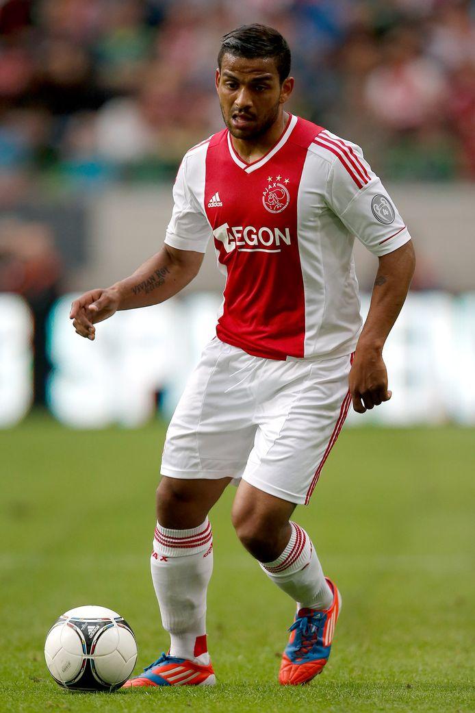 Ebecilio speelde van 2010 tot 2012 voor Ajax.