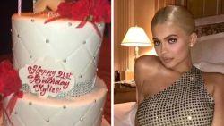 IN BEELD. Kylie Jenner zet 21ste verjaardag verder in Las Vegas
