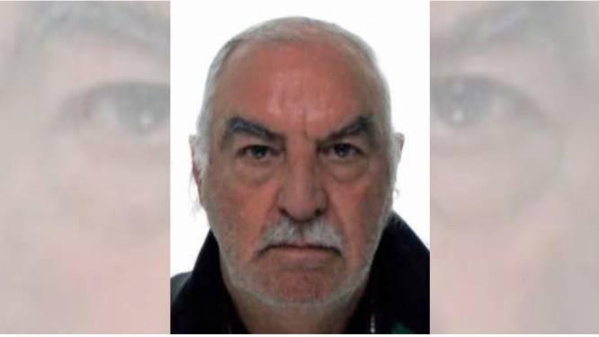 Jean Van Den Bosch (68) uit Halle sinds 4 januari vermist