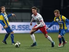 Helmond Sport bindt jeugdproduct Bram Zwanen voor twee seizoenen