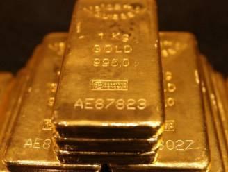Goudprijs zakt tot laagste niveau in vier maanden