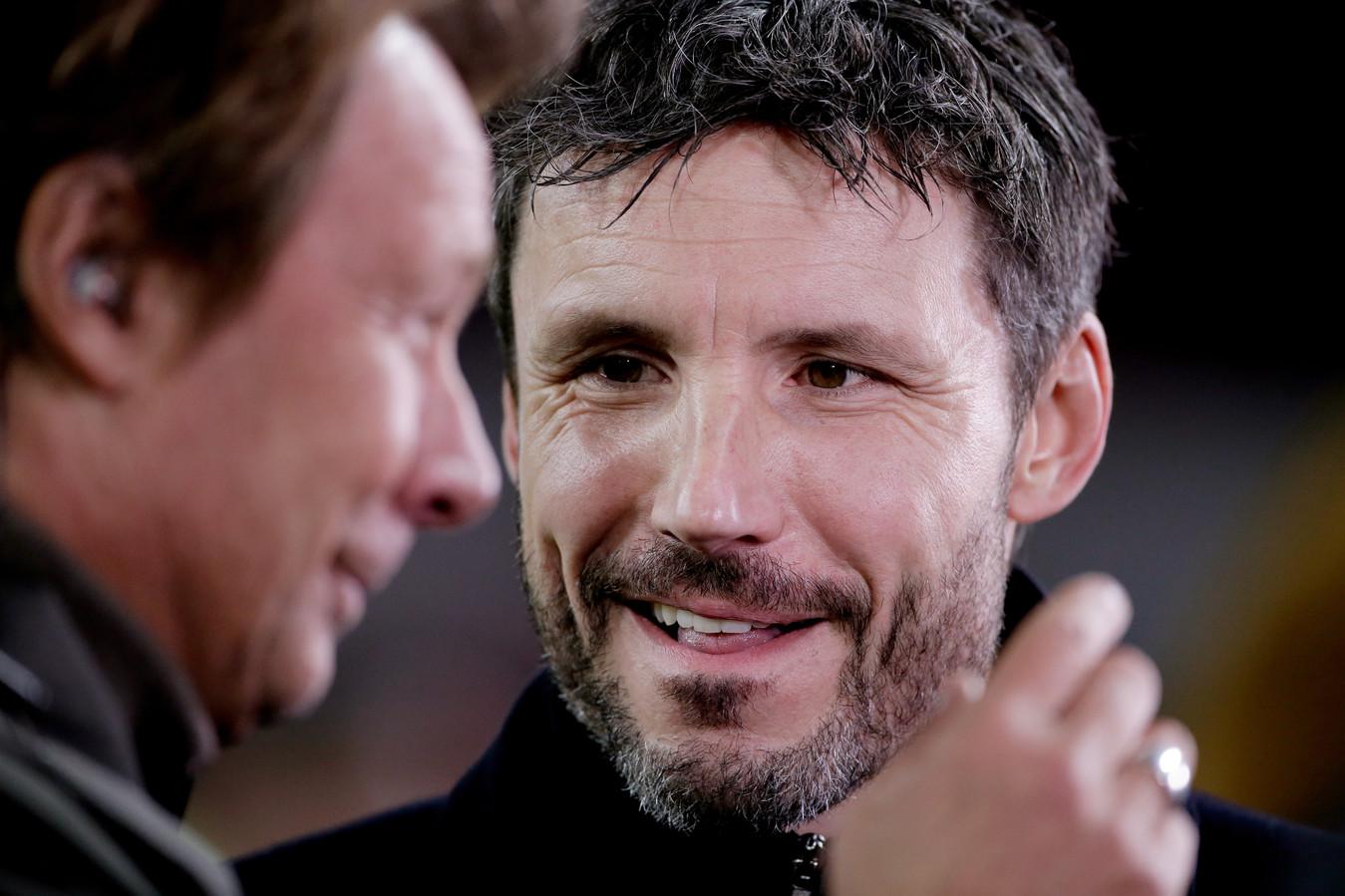 Trainer Mark van Bommel van PSV.