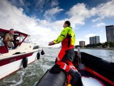 Toezichthouders op het water van de Nieuwe Maas zijn een blijvertje
