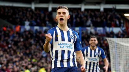 Football Talk. Doelpunt Trossard levert slechts puntje op voor Brighton - Vossen haalt Club-selectie niet, Roofe afwezige bij Anderlecht