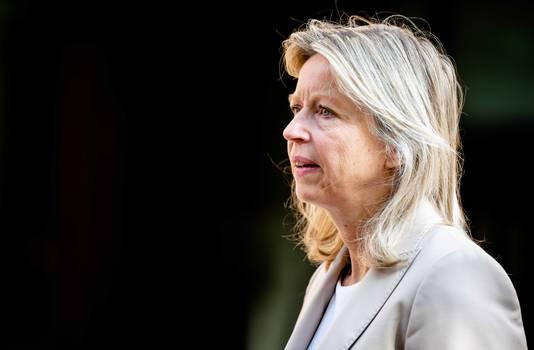 Minister Kajsa Ollongren