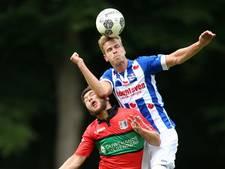 NEC houdt knap stand tegen Heerenveen
