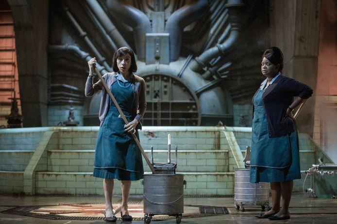 Warren Appleby deed onder meer de special effects voor de Oscarwinnende film The Shape of Water.