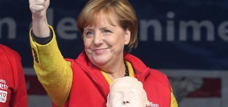 'Het beleid van Merkel is statisch en futloos'