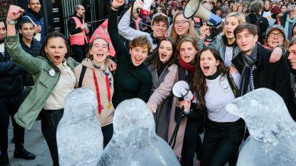 1.000 betogers op eerste klimaatmars van het jaar