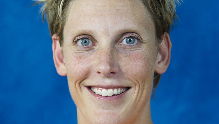 Ingrid Visser. Beeld anp
