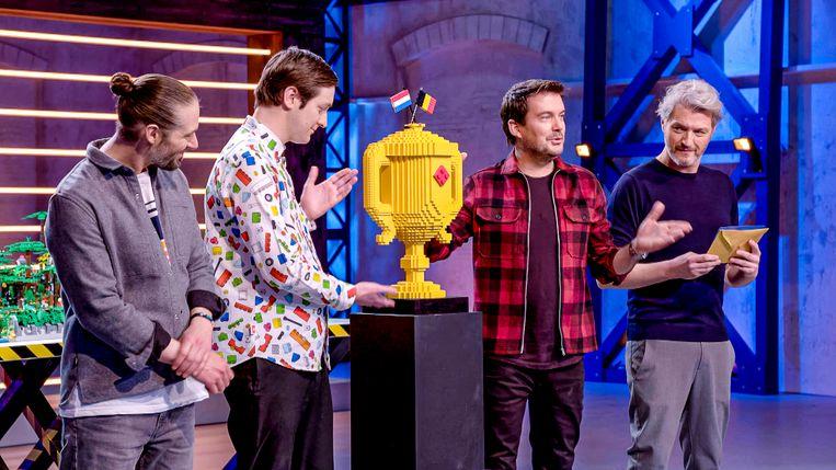 Op 30 mei om 20.25 uur kan je kijken naar de finale van LEGO Masters op VTM!