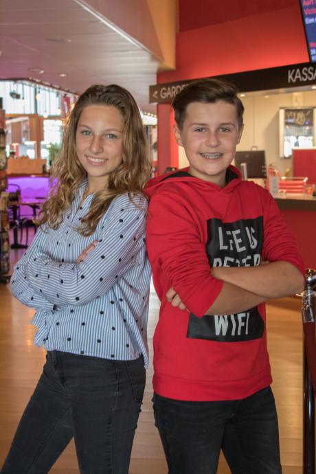 Kiya en Max zingen in het Junior Songfestival: We doen veel meer dan in The Voice Kids