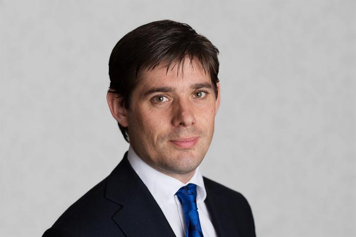 Arjan Vliegenthart, directeur van het Nibud.