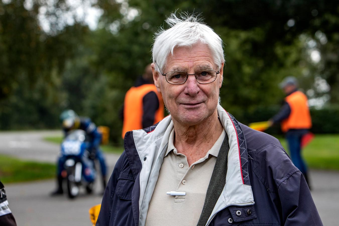Vrijwilliger Geert Hannink