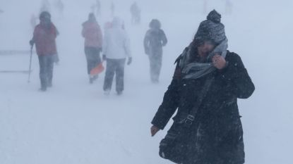Guur winterweer spelbreker: duizenden Vlamingen vast in Alpen