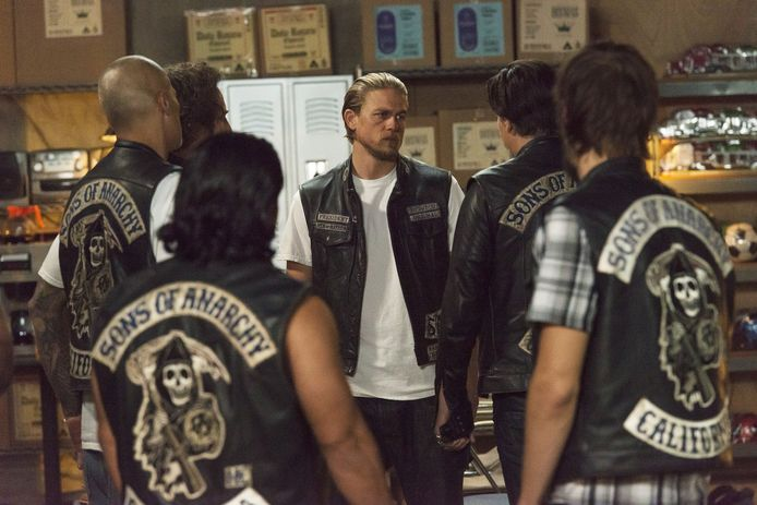 Charlie Hunnam kennen we uit 'Sons of Anarchy'.
