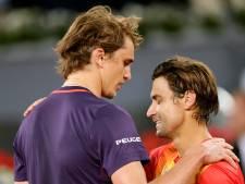 Zverev gaat trainen met coach Ferrer: 'Een testperiode'