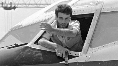 Politie blundert: onschuldige journalist opgepakt voor vliegtuigkaping van 34 jaar geleden