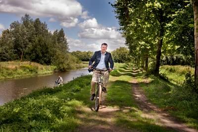 Zundert is het nog niet eens over kosten fietspad Aa of Weerijs