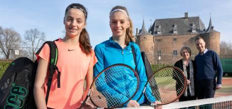 Tennistalent Gabriëlle Dekkers uit Ammerzoden gaat naar Amerika