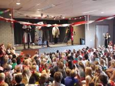 Middeleeuwse feestweek op jarige basisschool De Leest is begonnen