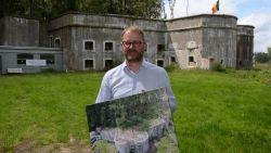 """Op bezoek bij burgemeester Van Laere (en zijn fort): """"Hier kom ik telkens tot rust"""""""