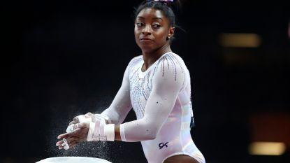 Biles twijfelt over Olympische Spelen