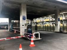 Door brand getroffen tankstation in Zutphen dag later weer open