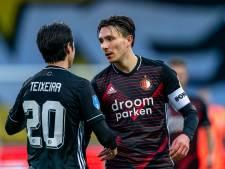 Nieuwe klap voor Feyenoord: Teixeira breekt kuitbeen tijdens training, Berghuis mist Vitesse-uit