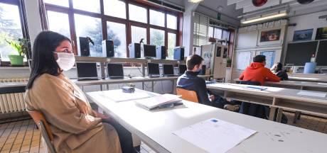 Le virus a accentué le stress des élèves du secondaire