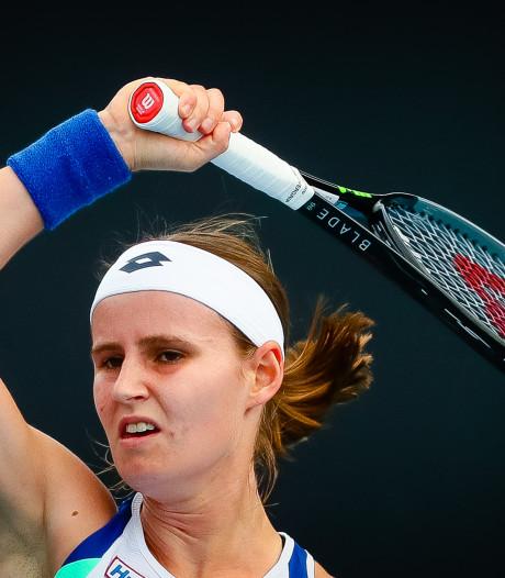 Greet Minnen passe au troisième tour des qualifs à l'Open d'Australie