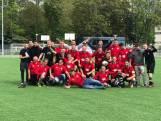 Oosterhout pakt ticket voor nacompetitie, De Bont eindigt op 63 doelpunten