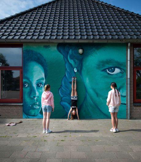 Het Zuiderpad sprankelt door graffitikunst