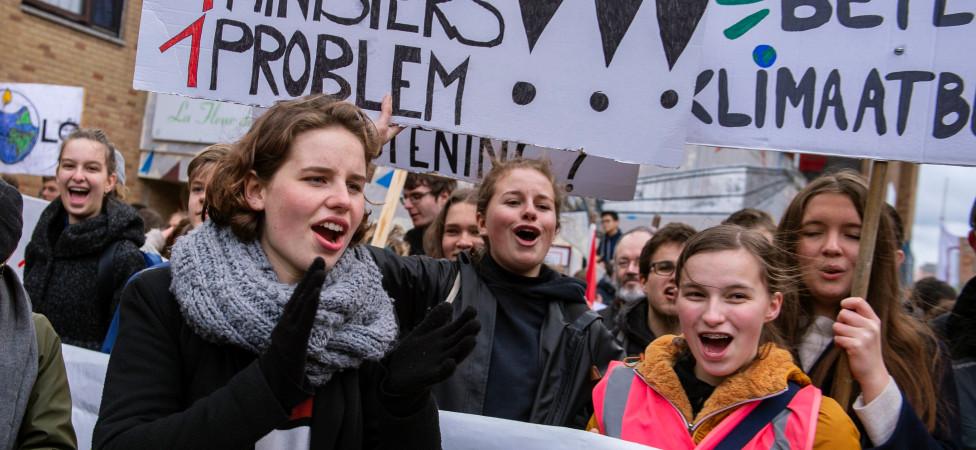 Nederlandse klimaatspijbelaars te braaf. 'Ze moeten meer een 'fuck-you-mentaliteit' hebben'