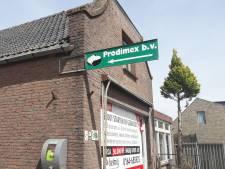 Plan voor woningen in Heense Molen