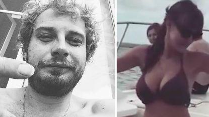 """""""Rijkeluiszoon slaat pornoactrice dood"""": klopjacht aan de gang"""