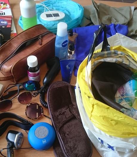 Politie De Bilt zoekt eigenaren bij in beslag genomen spullen