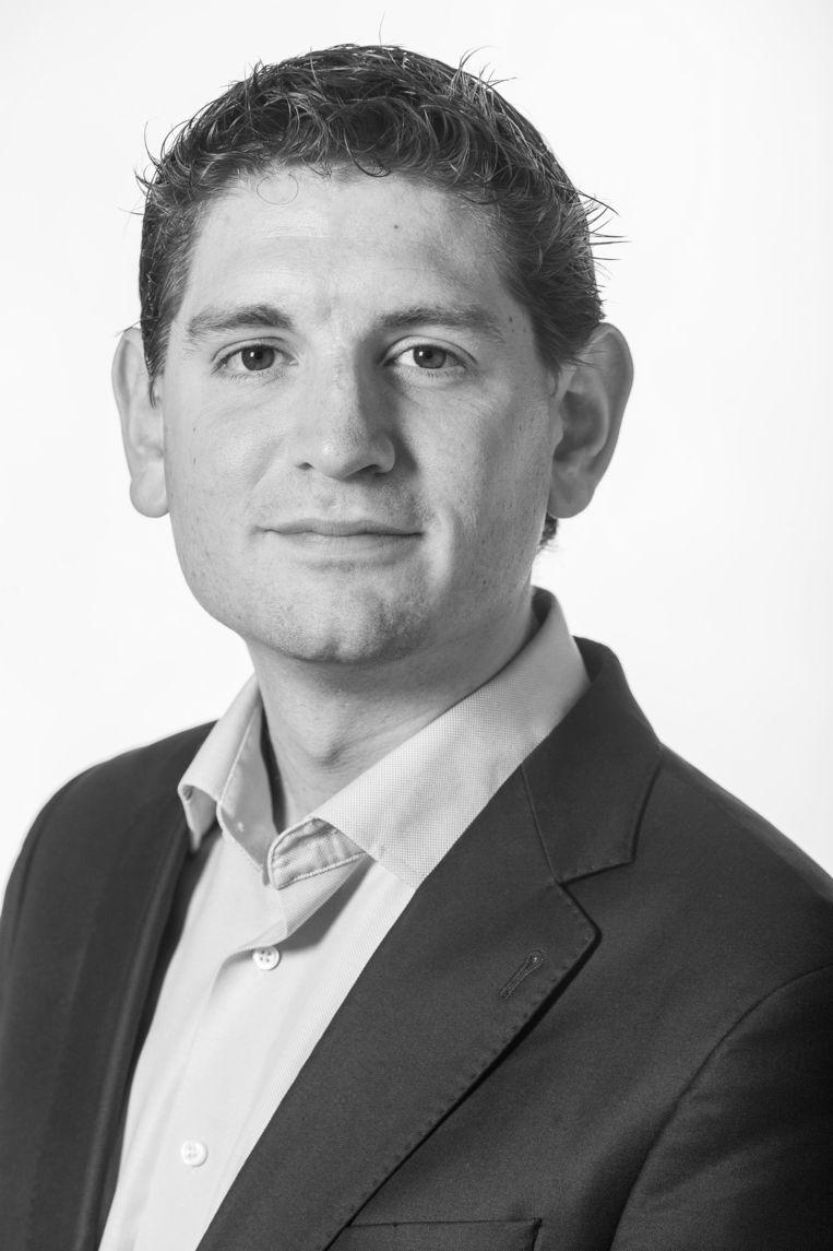 Jan Paternotte. Beeld Rink Hof