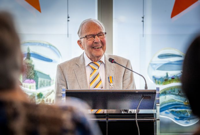 Jan Bouma overleed eerder deze week op 96-jarige leeftijd.