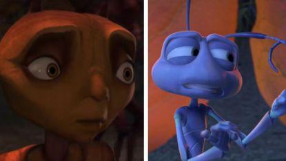 Disney vs Dreamworks, hoe de strijd tussen 2 studio's een echte 'mierennest' werd