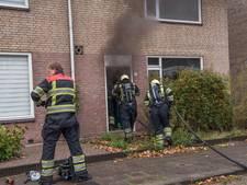 Flink uitgerukt voor woningbrand in Geldrop