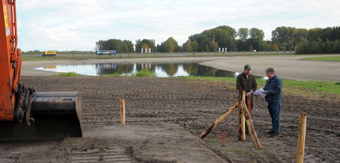 De meeste kranen zijn weg. In recordtempo is natuurgebied Braakman uitgebreid met 33 hectare.