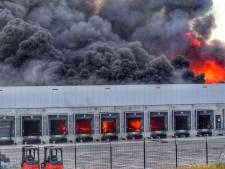 Brandweerlieden juichen na zien brand in Hapert, Veiligheidsregio start onderzoek
