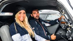 Dimitri Vegas en Anouk Matton in exclusieve BMW voor Zoute Grand Prix
