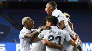 Van de hel naar de hemel in drie minuten: PSG ontsnapt in een dol slot tegen Atalanta
