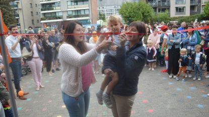 Basisschool Heilige Harten opent vernieuwde speelzaal voor kleuters