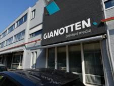 Drukkerij Gianotten overgenomen door Damen Drukkers uit Werkendam, klein deel personeel mee