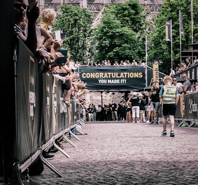 Vestingloop 2018. Foto Arnold Bertens
