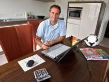 Voormalig PSV'er Edwin van Berge Henegouwen op 58-jarige leeftijd overleden