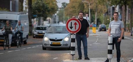 Buurt vol zorgen over verkeersoverlast Gabriël Metsulaan in Eindhoven